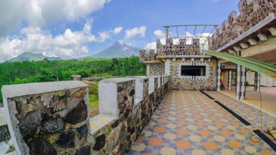 The Lost World Castle, Objek Wisata Populer Terbaru Di Lereng Merapi
