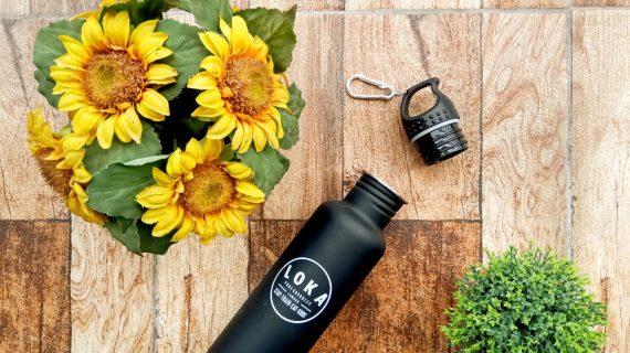 Pesan Botol Tumbler Souvenir Ulang Tahun Perusahaan di Tumblerlogo.com