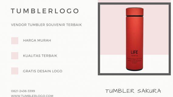 Jenis-Jenis Tumbler Promosi yang Cocok Untuk Souvenir Perusahaan