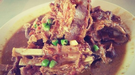 Mencicipi Makanan Lezat dari Jogja, Tengkleng Gajah